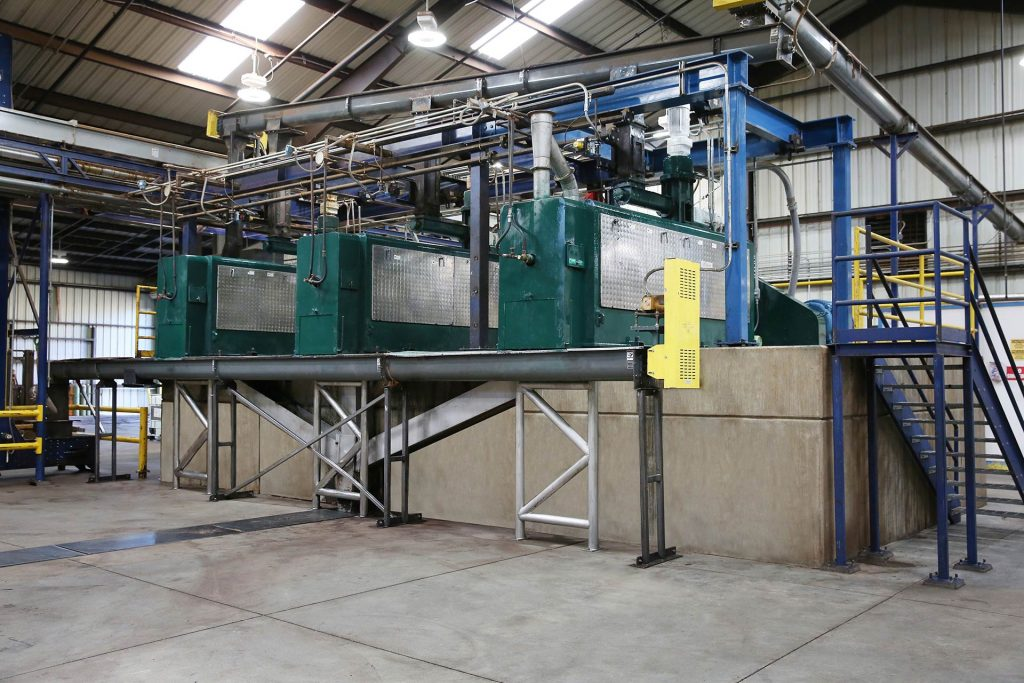 Caloy's expeller press increased production to 50 tons/day