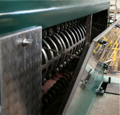 continuous pressing process with tree nut oil expeller